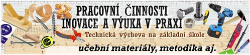 Technická výchova na základní škole - www.technickavychova.cz